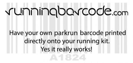 Running Barcode