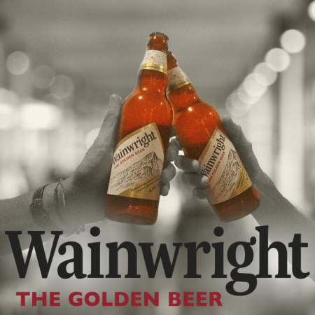 Wainwright - The Golden Beer